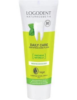 Daily Care dentifrice à la Menthe 75ml Logona