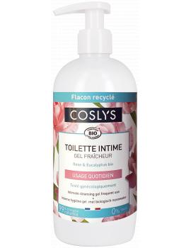 Gel de toilette intime Eau florale de Rose 500 ml Coslys
