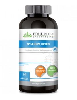Hepa Detox n°34 30 gélules Equi Nutri