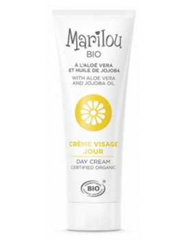 Crème de jour  30ml Marilou Bio - creme de jour bio abcbeauté