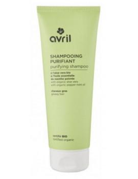 Shampoing Purifiant cheveux gras 250 ml Avril Beauté