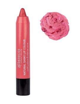 Baume Rouge à lèvres Pretty Daisy 4 gr Benecos maquilage minéral Abcbeauté
