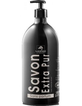 Savon liquide neutre 1 litre Naturado en Provence Abcbeauté