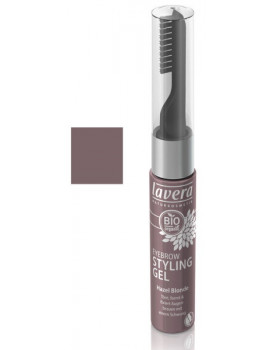 Soin gel sourcils Brun Noisette 9 ml - Lavera