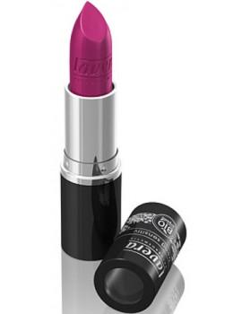 Rouge à lèvres Rose fuchsia 16 4.5 gr Lavera maquillage minéral Abcbeauté