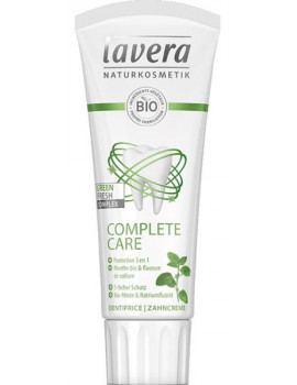 Dentifrice Menthe Basis Sensitiv  75 ml Lavera - dentifrice naturel abcbeauté