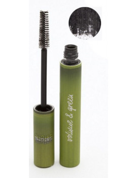 Mascara naturel Volume 01 noir 6 ml Boho Green maquillage bio abcbeauté