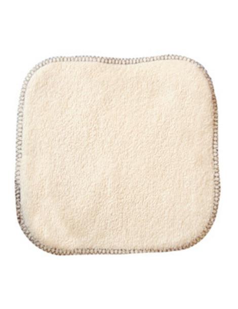 La débarbouillette 100% coton biologique 20 X 20 cm Lulu Nature maman et bébé Abcbeauté