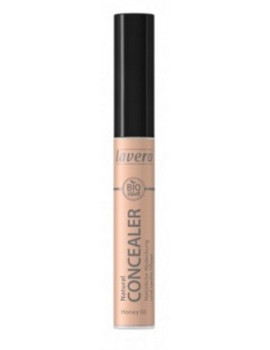 Correcteur naturel Honey Miel 03 5.5 ml Lavera concealer miel Abcbeauté