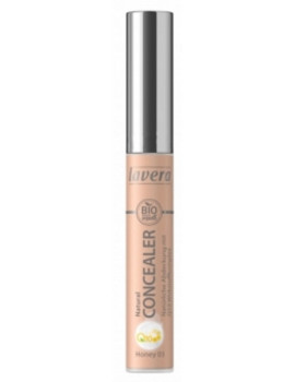 Correcteur naturel Q10 Honey 03 5.5 ml Lavera concealer ubiquinone Abcbeauté
