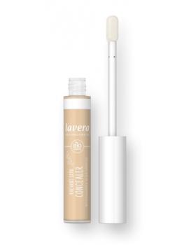 Correcteur naturel Q10 Ivoire Ivory 01 5.5 ml LAVERA concealer coenzyme Q10 Abcbeauté