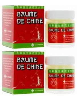 Baume chinois baume de massage 2 x 30 ml Monapharm