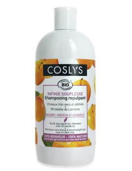 Shampooing Infinie souplesse cheveux secs Mirabelle 500 ml Coslys