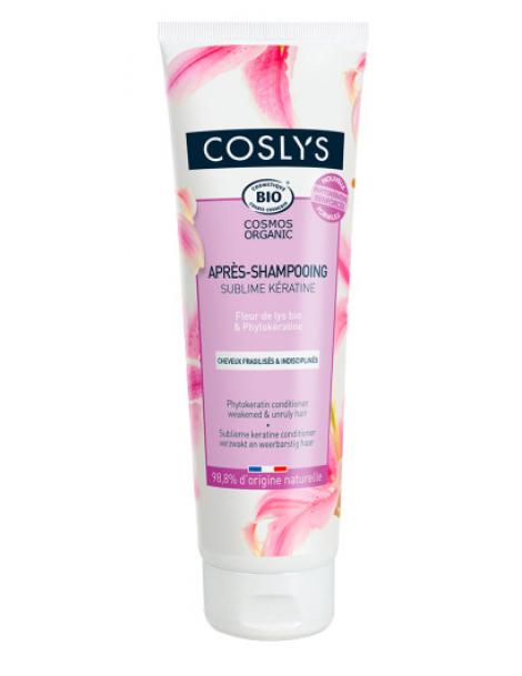 Après shampooing restructurant Cheveux fragilisés et indisciplinés 250 ml Coslys