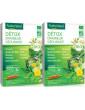 Detox Bio (association de 9 plantes*) Lot de 2 boîtes 20 ampoules Naturland cure minceur