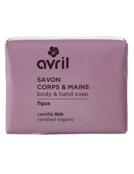 Savon de Provence Corps et Mains Figue 100 gr Avril beauté