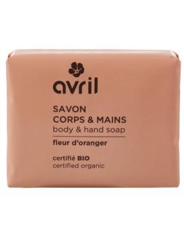 Savon de Provence Fleur d'oranger 100 gr Avril beauté