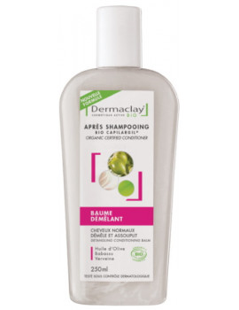 Baume démêlant Après shampooing 250 ml Dermaclay