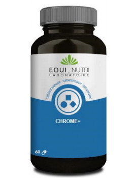 Chrome plus 60 gelules Equi - Nutri