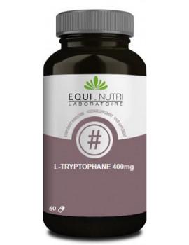 L-Tryptophane 400mg 60 gélules Equi - Nutri