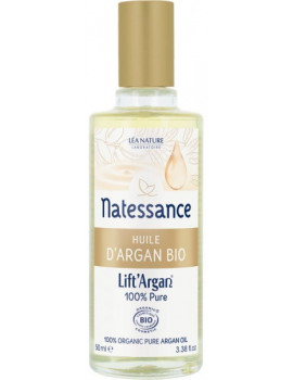 Huile Argan bio 100% pure Lift' Argan 50 ml Natessance