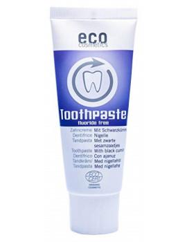 Dentifrice fraîcheur soin à la Nigelle 75 ml Eco Cosmetics dentifrice bio Abcbeauté