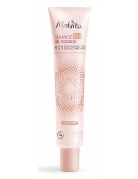BB crème Nectar de roses clair 40 ml Melvita hâle naturel Abcbeauté bb cream