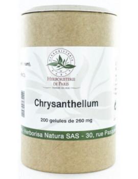 Chrysanthellum Americanum Vitamine E 200 Gélules Herboristerie de Paris