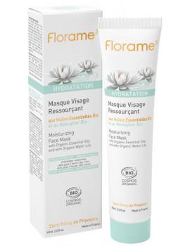 Masque Visage Ressourçant au Nénuphar bio 65 ml Florame