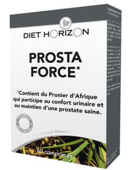 Prosta Force Diet Horizon - 60 comprimés confort urinaire de l'homme Abcbeauté