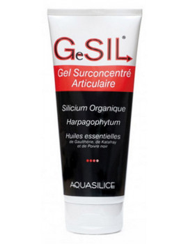 GeSil Gel Surconcentre Articulaire 200ml Aquasilice