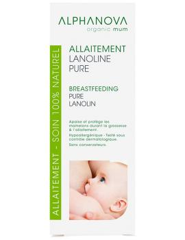 Alpha S Lanoline pure 40 ml Alphanova Santé protection renforcée Abcbeauté