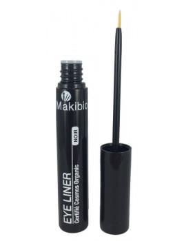 Eye liner noir 6 ml certifié Maki bio eyeliner bio makibio Abcbeauté