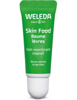 Skin food Baume à lèvres 8 ml Weleda calendula camomille Abcbeauté