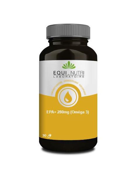 EPA Plus 280mg Omega 3 - 30 capsules Equi-Nutri  Laboratoire Equi-Nutri 30 capsules abcbeauté