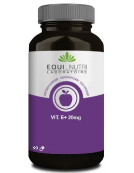 Vitamine E Naturelle Alpha Tocopherol 90 gelules Equi - Nutri