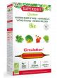 Quatuor Marronnier d'Inde Hamamélis Bio Vigne rouge Ginkgo Circulation bio 20 ampoules de 15ml Super Diet abcbeauté