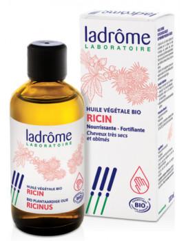 Huile de Ricin bio ricinus communis 100ml Ladrôme