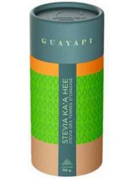 Stevia poudre verte 50 gr Guayapi pouvoir sucrant Abcbeauté Stevia rebaudiana
