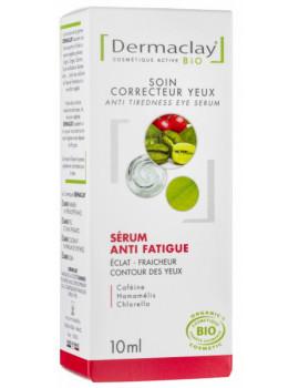 Sérum Correcteur contour des yeux anti-fatigue 10 ml Dermaclay cernes poches Abcbeauté