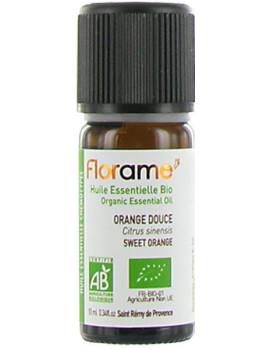 Huile essentielle bio Orange douce 10 ml Florame
