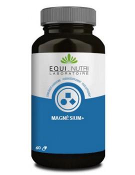 Magnesium plus - 60 gelules Equi - Nutri