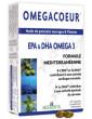 Omegacoeur 60 capsules Holistica oméga 3 ail germe de blé Abcbeauté