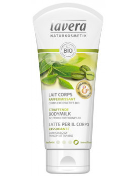 Lait Corps Raffermissant Café Romarin Acide Hyaluronique 200 ml Lavera
