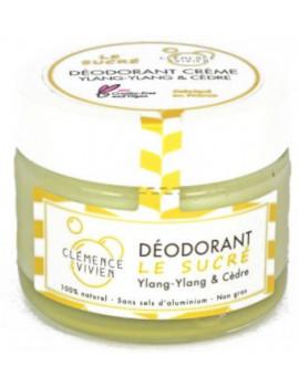 Baume déodorant Le Sucré  50 gr Clémence et Vivien