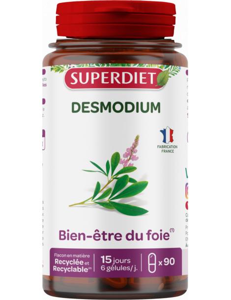 Desmodium Super Diet - 90 gélules desmodium adscendens foie Abcbeauté