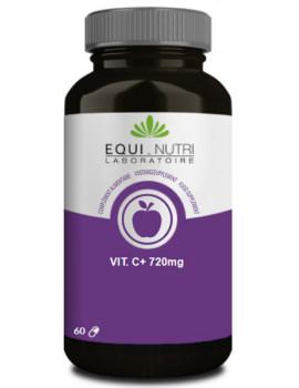 vitamine C + TR 60 tablettes Equi - Nutri vitamine C retard abcbeaute