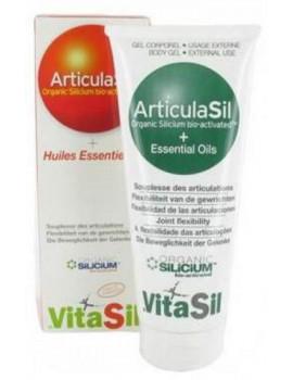Articulasil Gel Vitasil et Huiles Essentielles - Tube 100 ml articulations sensibles Abcbeauté