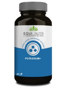 Potassium Plus 60 gelules Equi - Nutri