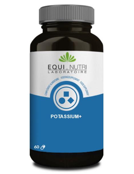 Potassium + 60 gelules Equi - Nutri citrate de potassium tension muscles Abcbeauté